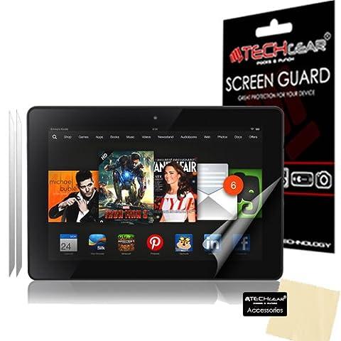 [2 Pack] TECHGEAR® Amazon Kindle Fire HDX 7
