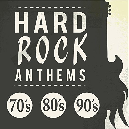 Hard Rock Anthems 70's 80's 90's: Best Rock Metal Music & Heavy Metal Songs in English