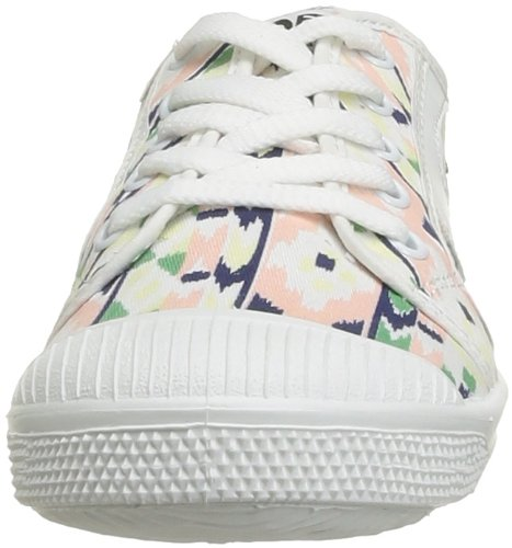 No Box  Bahia,  Sneaker donna Bianco (Blanc (Aztec))