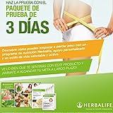 Pack de Prueba 3 Dias Herbalife