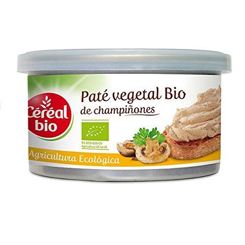 Paté Vegetal Bio De Tofu Y Tomate Cereal Bio 125 G