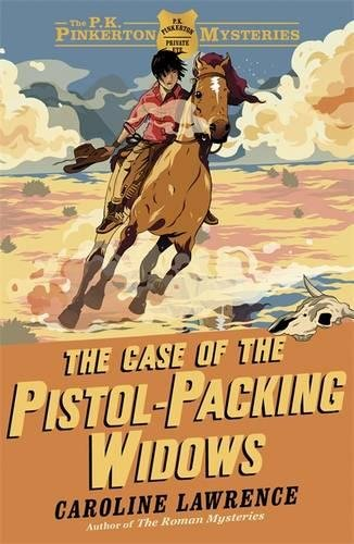 The P. K. Pinkerton Mysteries: The Case of the Pistol-packing Widows: Book 3