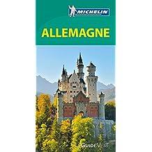 Michelin Le Guide Vert Allemagne (MICHELIN Grüne Reiseführer)
