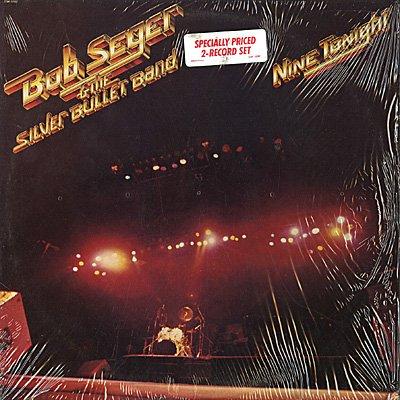 Nine tonight (live, 1980) / Vinyl record [Vinyl-LP]