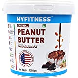 MYFITNESS Chocolate Peanut Butter 1250g