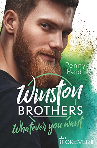 Winston Brothers: Whatever you want (Green Valley 4) von [Reid, Penny]