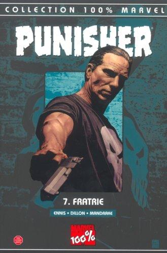 Punisher t.7 : fratrie