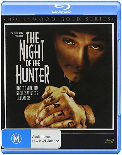 Bild von Die Nacht des Jägers / The Night of the Hunter (1955) ( ) [ Australische Import ] (Blu-Ray)