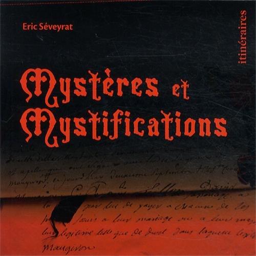 Mystères et mystifications