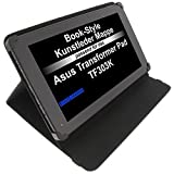 foto-kontor Tasche für Asus Transformer Pad TF303CL Transformer Pad TF303K Transformer Book T100 Chi ZenPad 10.0 MeMo Pad Smart
