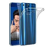 Huawei Honor 9 Hülle, Acelive Transparent TPU Silikon Handyhülle Schutzhülle Case für Huawei Honor 9
