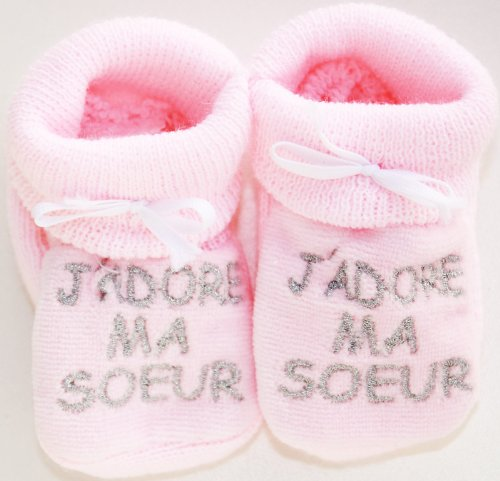 pantofole-bambino-ricamati-amo-mia-sorella-happy-baby-rosa-argento-0-3mois
