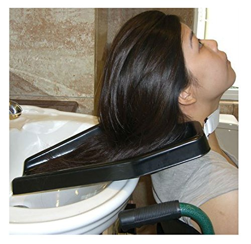 Shampoo Tray Basin for Washing, Rinsing Hair - Portable Shampooing whilst sitting