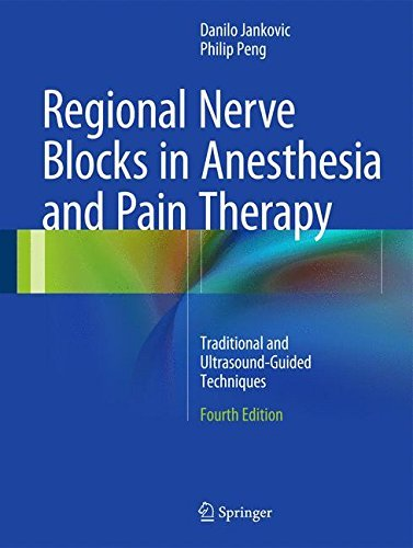 Regional Nerve Blocks in Anesthesia and Pain Therapy: Traditional and Ultrasound-Guided Techniques by Danilo Jankovic (2015-08-07)
