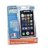 Infinifun- Touch Phone - i12550 Smartphone bilingue, S12550