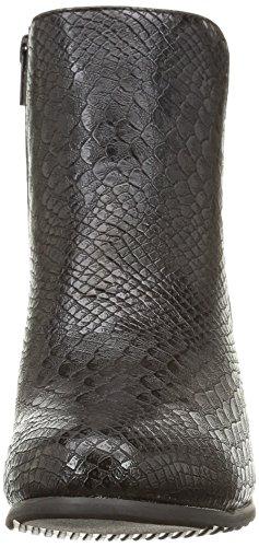 Pieces  Uma 17068919,  Stivali Donna Nero (Black (nero))