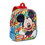 Mickey Mouse Delicious Sac à Dos Enfants, 40 cm, Rouge (Rojo)