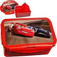 Preisvergleich für alles-meine.de GmbH XL - Lunchbox / Brotdose / Bento Box - Disney Cars / Lightning McQueen - Auto ..