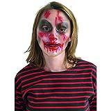 Mascara Transparente Zombie Woman (Rubies S3178)