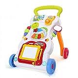 JYSPORT Laufwagen Baby Game Activity Lauflernwagen Rollator Kinder Spiel...
