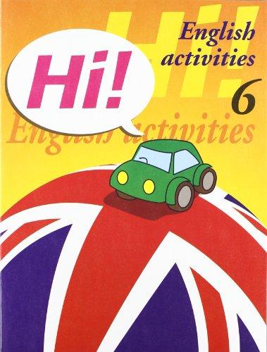 Hi! English Activities 6