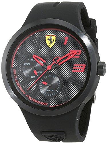 Ferrari 0830394 FXX - Reloj de pulsera para hombre