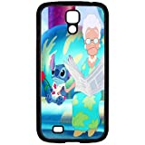 S4 i9000 Funda,Excellent Protection,Provides protection and prevents scratches,pc black Funda for samsung S4 i9000,Lilo and Stitch JZZDEJZW017944