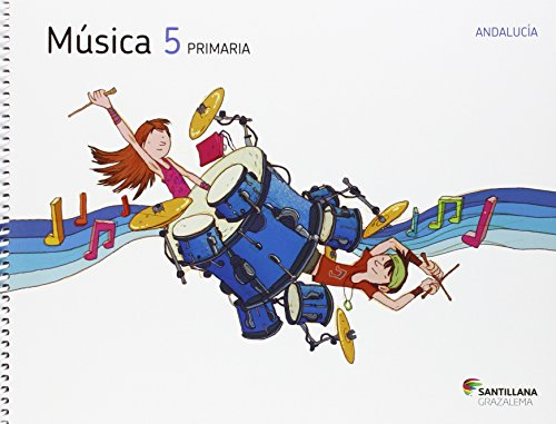 MUSICA + CD AUDICIONES 5 PRIMARIA