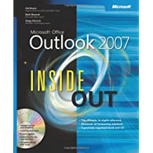 Microsoft?? Office Outlook?? 2007 Inside Out by Jim Boyce (2007-02-28)