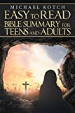 Best Teen Reads - Easy to Read Bible Summary for Teens Review