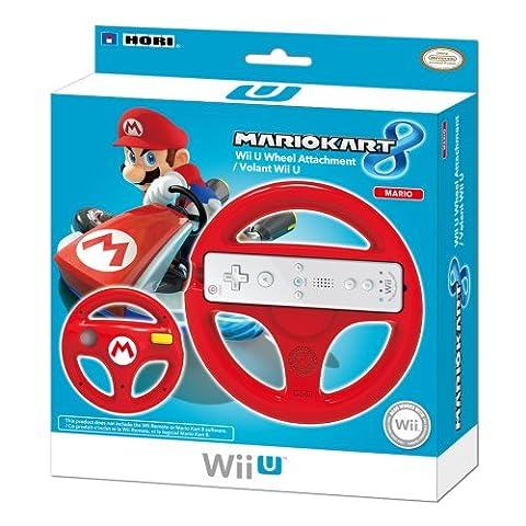 Wii U Mario Kart 8 Wheel (Mario) (Wii Wheel)