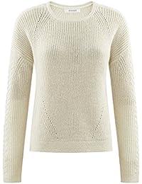 Promod Pullover aus Zopfstrick