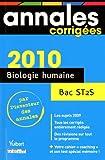 Biologie humaine Bac ST2S...