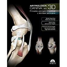 Artrología canina en 3D - Libros de veterinaria - Editorial Servet