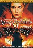 V for Vendetta (Full Screen Edition) by Natalie Portman