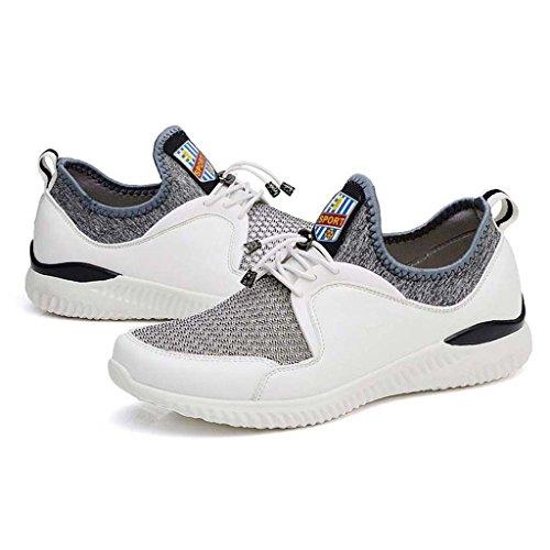 ZXCV Scarpe allaperto Scarpe casual uomo scarpe scarpe scarpe comode scarpe respirabili Bianca