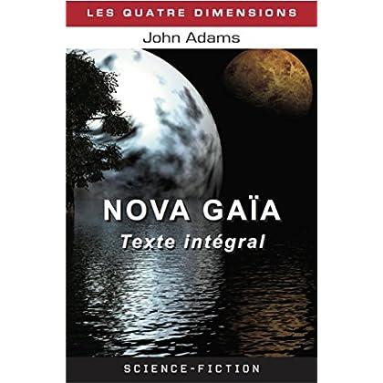 Nova Gaïa [Texte intégral] (Nova Gaia t. 5)