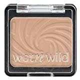Wet n Wild Brulee Color Icon Eyeshadow Single Sombra de Ojos Individual - 1 unidad