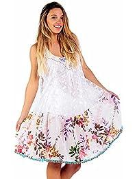 competitive price 2ab18 4a82f Amazon.it: Blanco - Vestiti / Donna: Abbigliamento