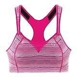 Moving Comfort Sport-BH Rebound Racer Pink / 350037-632