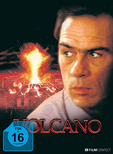 Volcano - Limited Edition (Mediabook inkl. 20 Seitiges Booklet) [Blu-ray]