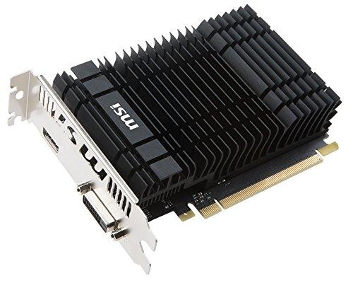 MSI GeForce GT 1030 2GH OC 2GB Nvidia GDDR5 1x HDMI - 2