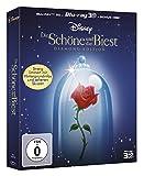 Die Schöne und das Biest (Digibook ) [Diamond Edition](+2 Blu-rays)[Blu-ray 3D]