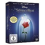 Die Schöne und das Biest - Diamond Edition (2D + 3D) (+ Bonus-Blu-ray)