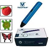 VICTORSTAR @ 3D penna - RP600A Versione 4 Generazione Rende le Operazioni 4 Miglioramenti più Grandi Migliori / 3D Penna + ABS Filamenti + Manul + Cacciavite / Dono Straordinario per i Bambini