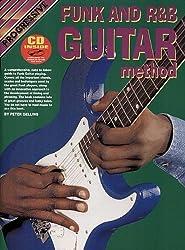Progressive Funk and R&B Guitar Method by Peter Gelling (1995-12-31)