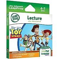 Leapfrog - 89020 - Jeu Educatif Electronique - LeapPad / LeapPad 2 /  Leapster Explorer - Jeu – Toy Story 3