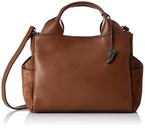 Clarks Talara Wish, Women's Handbag, Braun (Tan Leather), 13 x 20 32...