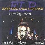 Lucky man / Knife-edge / 13 961 AT