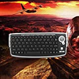 G13 Mini Keyboard 2.4G Wireless Trackball Keyboard With Mouse And Air Mouse Combo Set For Home TV Gaming Controller